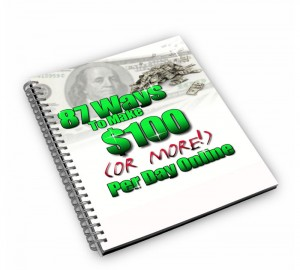 Do you want to make money online? Just take action!